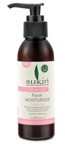 Sukin sensitive skin moisturiser