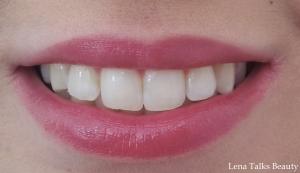 Revlon Lip Butter - Sugar Plum on lips
