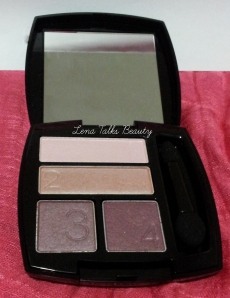 Avon True Colour Eyeshadow Quad - Romantic Mauves