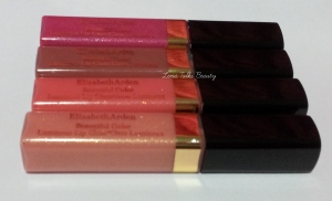 eth Arden Beautiful Colour Lip Gloss Set