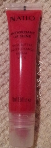 Natio AntiOxidant Lip Shine Love