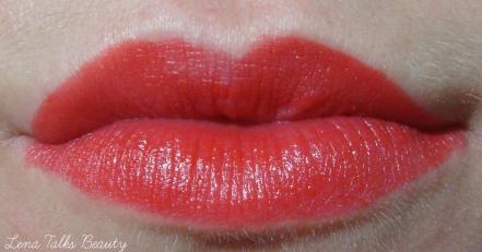 Karen Murrell Rymba Rhythm lipstick lip swatch