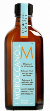 Moroccanoil hair treatment
