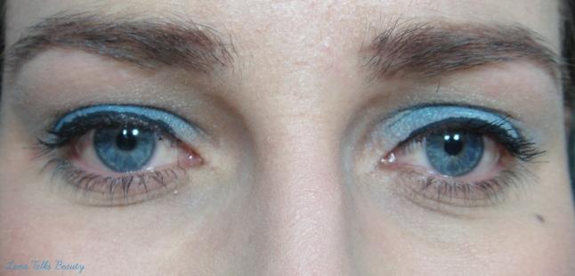 Both eyes Maybelline Models Prefer