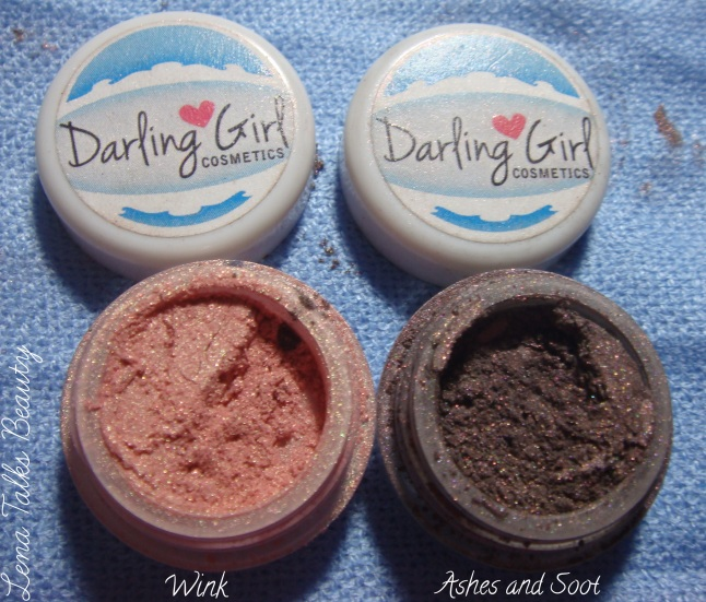 Darling Girl Cosmetics Ashes and Soot and Wink