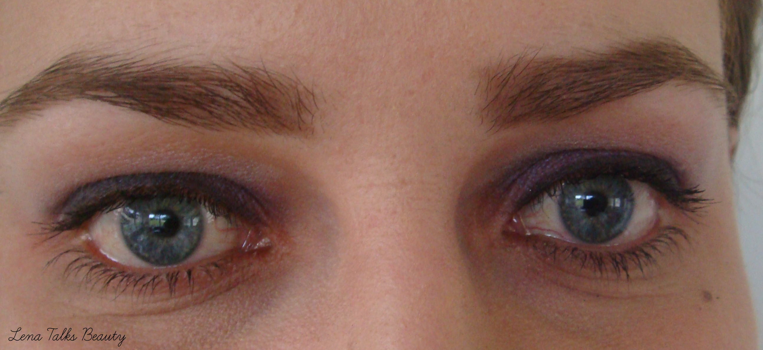 Purple Eye Makeup Pictures to Pin on Pinterest - TattoosKid