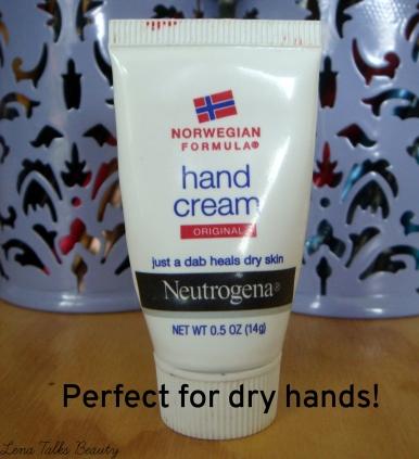 Neutrogena Norweigan Formula original hand cream Lena