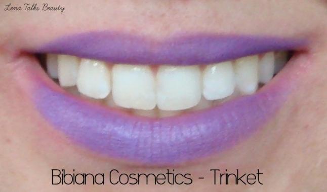 Bibiana Cosmetics Trinket