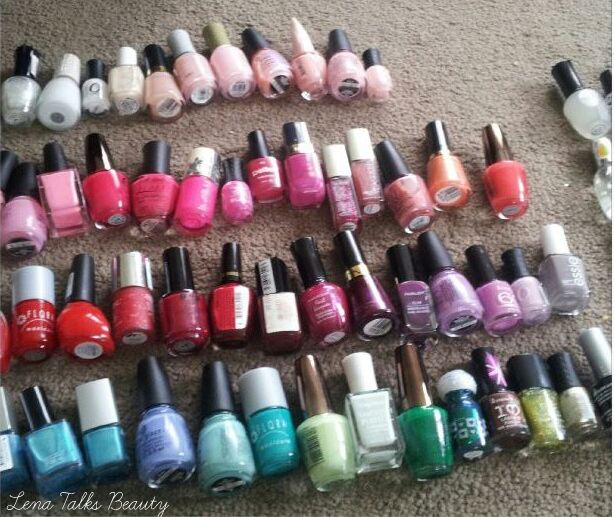 OPI, China Glaze, Orly, Revlon and more.